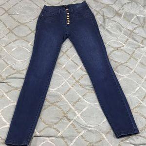Bebe high waisted jeans